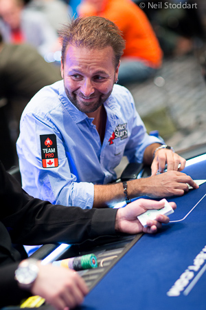 Daniel Negreanu, Team PokerStars
